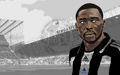 Shola Ameobi wallpaper